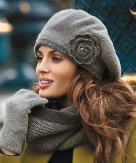 Set Manuela (scarf-tube)
