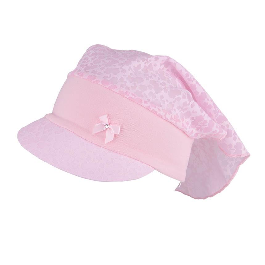 Casquette - foulard pour fille 3-003567