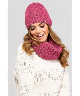 Belle tuque d'hiver en laine pour femmes, Alicante