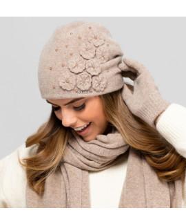 Beau chapeau d'hiver pour femmes, Burgos