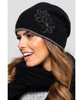 Beau chapeau d'hiver pour femmes, Luizjana