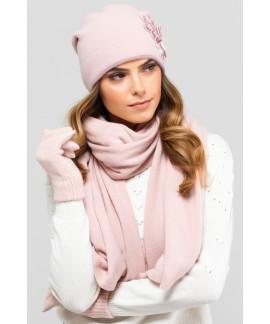 Beau chapeau d'hiver pour femmes, Luizjana-rose