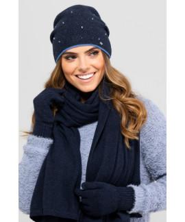 Beau chapeau pour femmes, Pensylvania-bleu marin