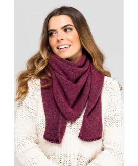 Le châle fin tricot pour femmes, Santa Fe_F