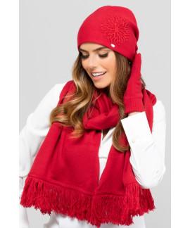 Beau chapeau d'hiver pour femmes, Saragossa